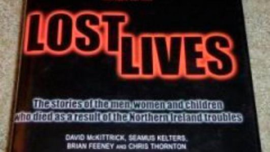 Stormont has no plans to secure rights for rare book on Troubles