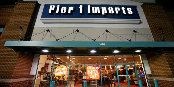 Pier 1 Imports gets approval from a judge to liquidate its remaining stores