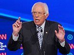 Bernie Sanders is back: Socialist appears fit and well as he jumps into 2020 Democrats' debate