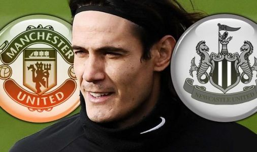 Man Utd confirm Edinson Cavani is out of Newcastle clash as debut date is decided