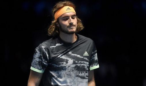 Stefanos Tsitsipas refuses to be drawn on Roger Federer, Novak Djokovic ATP Finals clash
