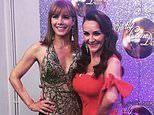 Strictly's Shirley Ballas 'was almost not eating' to feel confident next to ex judge Darcey Bussell