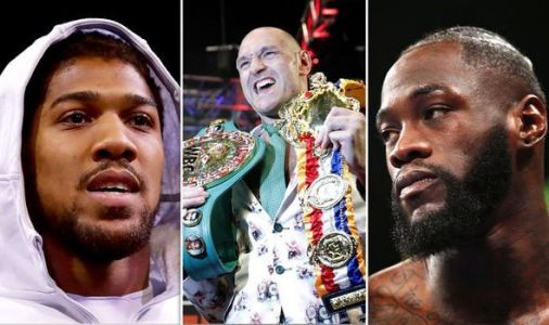 Tyson Fury lined up for £400m Saudi Arabia showdown with Anthony Joshua or Deontay Wilder
