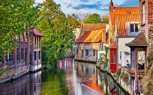 48 hours in . . . Bruges, an insider guide to Belgium's city on water