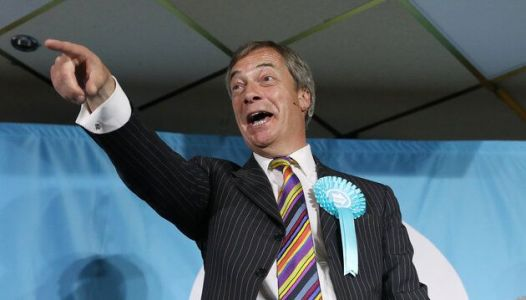 European Election Results: Farage's Brexit Party Set For Victory As Tory And Labour Votes Collapse