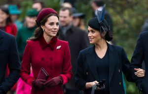 Royal experts claim Kate Middleton 'didn't support Meghan Markle at important moments'