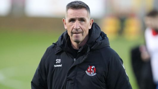 Five-star Crusaders delivered creative masterpiece to down Knockbreda, beams delighted Baxter