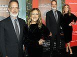 Tom Hanks and Rita Wilson are a power couple at the premiere