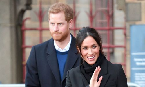 Prince Harry and Meghan Markle release new details for their departure from royal life