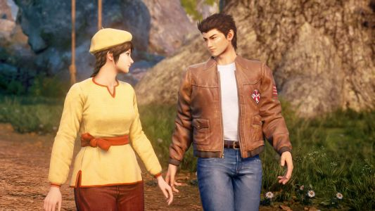 "ESRB reveals Shenmue 3 dialogue like ""I pray my hubby gains some pep to his step.in bed"""