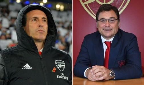 Arsenal chief Raul Sanllehi blocks board appointment as Unai Emery debate takes new twist