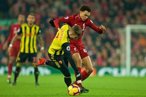 Top vs. bottom as Liverpool host Watford in Reds' final Premier League game before Christmas