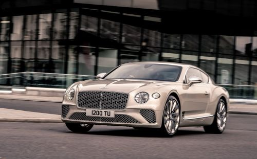 Jeremy Clarkson found driving in Cornwall so slow he had time to count the hand stitches in his Bentley Continental GT Mulliner