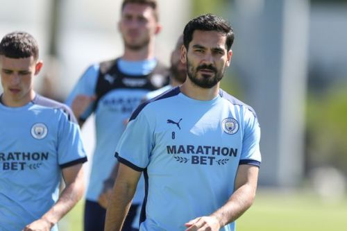 Ilkay Gundogan becomes third Man City player to test positive for Coronavirus
