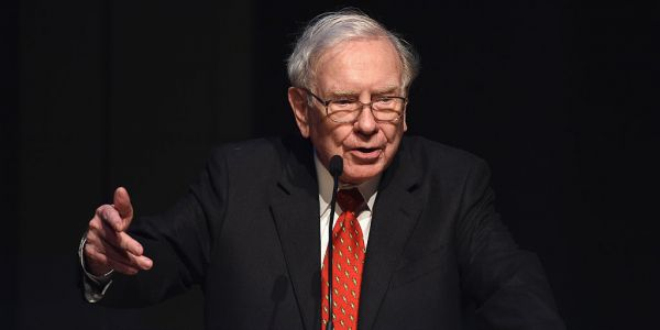 Warren Buffett's Berkshire Hathaway sold $30 million worth of BNY Mellon stock this week