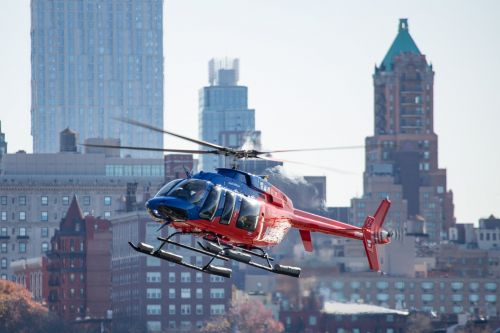 Despite a few high-profile incidents, helicopters are generally safe to fly - as long as proper safety procedures are followed