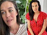 Megan Gale reveals quarantine put her life into perspective following the death of her brother Jason