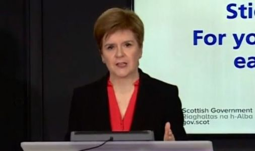 Nicola Sturgeon forced to apologise for SNP lockdown mistakes: 'We have got things wrong'
