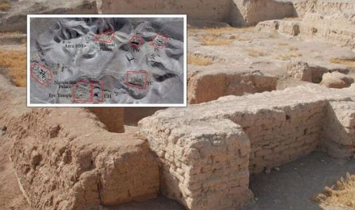Archaeologists astounded by 10,000 'previously unknown' ancient sites in Middle East
