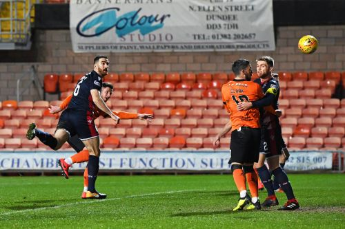 Ross County slip to Dundee United defeat as 1-0 win keeps Arabs' promotion hopes alive