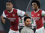 Arsenal legend Ian Wright urges Mikel Arteta to start Reiss Nelson instead of Willian vs Tottenham