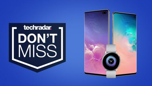 You can get a free smartwatch with these Samsung Galaxy S10 deals.but not for long