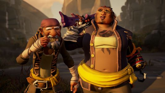 Sea of Thieves is getting paid custom servers, but there'll be no PvE progression
