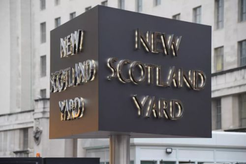 Police officer shot dead while trying to detain man at London custody centre