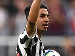Ayoze Perez's hat-trick could be his parting gift to Newcastle United