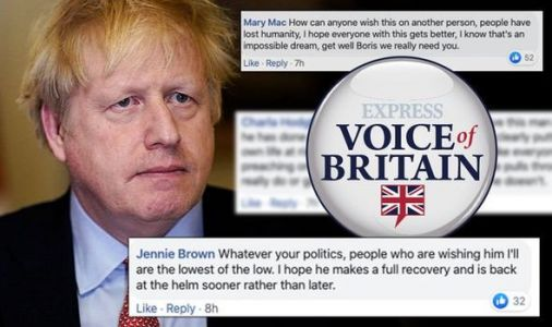 Britons FURIOUS as sick trolls mock hospitalised Boris Johnson - 'Shame on you!'