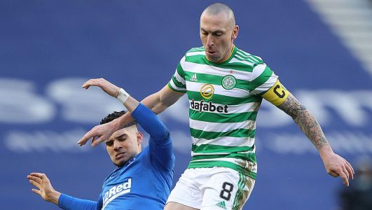 Celtic 'still believe' it is possible to win Scottish Premiership title even with Rangers' big lead, says Scott Brown