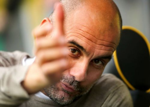 Pep Guardiola jokes 'congratulations Liverpool, you are the champions' after Man City's defeat