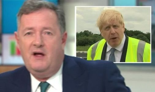 Piers Morgan loses it with Boris Johnson over care home comments: 'You are responsible'