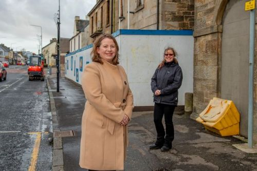 Work will restart on new one-stop-shop for West Lothian town