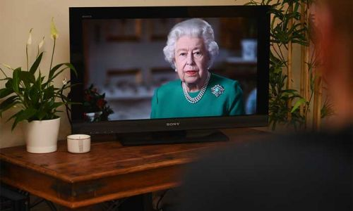 Watch the Queen's TV broadcast during coronavirus in full here - video