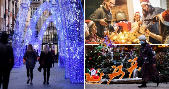UK's plan to save Christmas will 'likely lead to Covid third wave'
