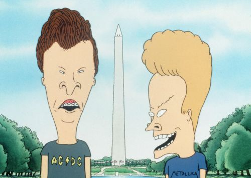 Beavis And Butt-Head is being given a two-season reboot