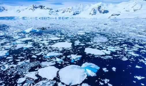 Climate change: Arctic ice could vanish by 2044 and experts claim humans are to blame