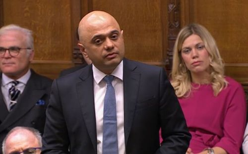 Sajid Javid Hits Out At Boris Johnson Over Demands He Fire Staff