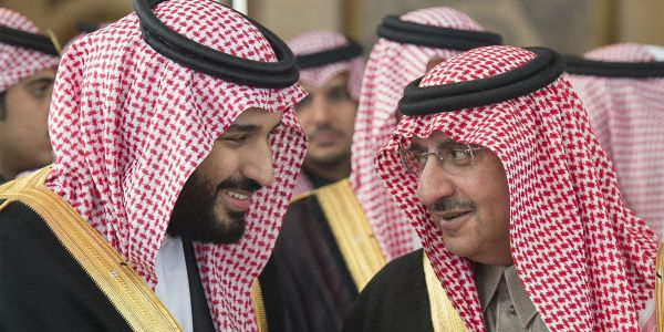 MBS is stamping out the final threat to his rule, bringing an end to his 3-year coup marked by power grabs, forced disappearances, and assassinations