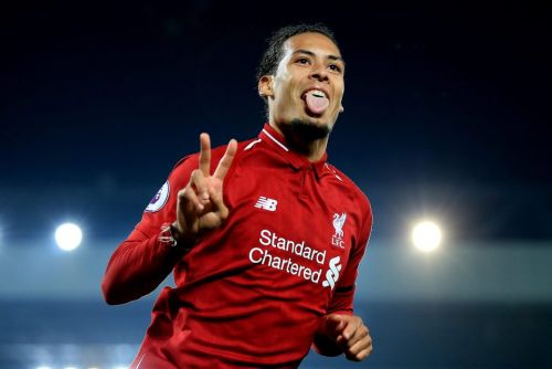 Van Dijk beats Sterling to PFA Player of the Year crown after stunning season at Liverpool