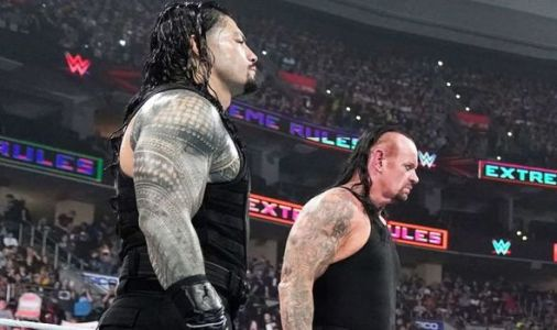 Roman Reigns shares enigmatic reaction after WWE Extreme Rules victory with The Undertaker