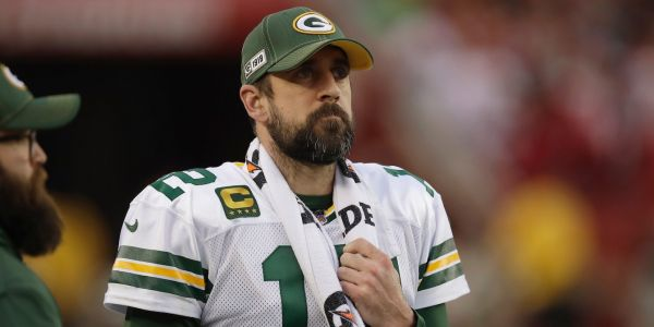 Aaron Rodgers said the latest playoff loss stings more than usual because 'I don't have the same number of years ahead of me as I do behind me'