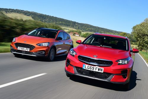 Kia XCeed vs Ford Focus Active