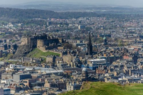 Edinburgh named 'safest place to live' after new poll carried out among UK residents