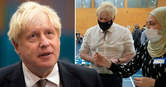 Vaccines will get us through winter and out of pandemic, Boris Johnson says