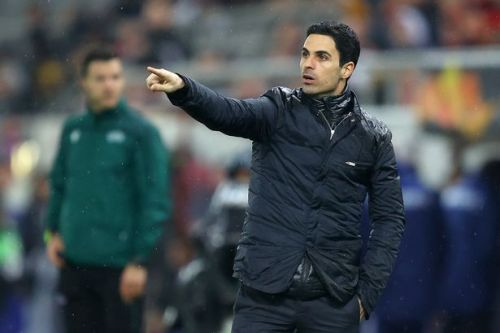 Gary Neville highlights Arsenal's tactical changes under Mikel Arteta
