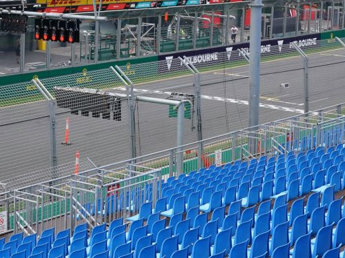 Having overseas fans at Australian GP a 'challenge'
