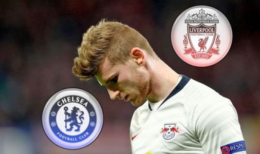 Chelsea want Timo Werner but €55m clause is considered too much