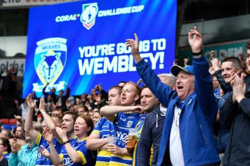St Helens v Warrington Wolves: How to watch Challenge Cup final FREE on TV and live stream